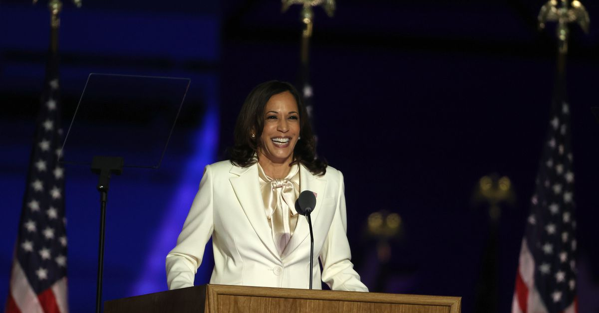 www.vox.com: Kamala Harris is making history. Don't let hatred and fear take that away.