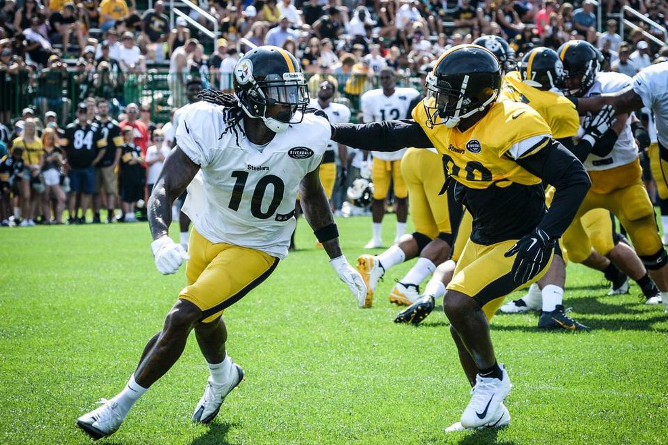 Steelers Training Camp Nuggets: What you need to know from the 8/15 practice