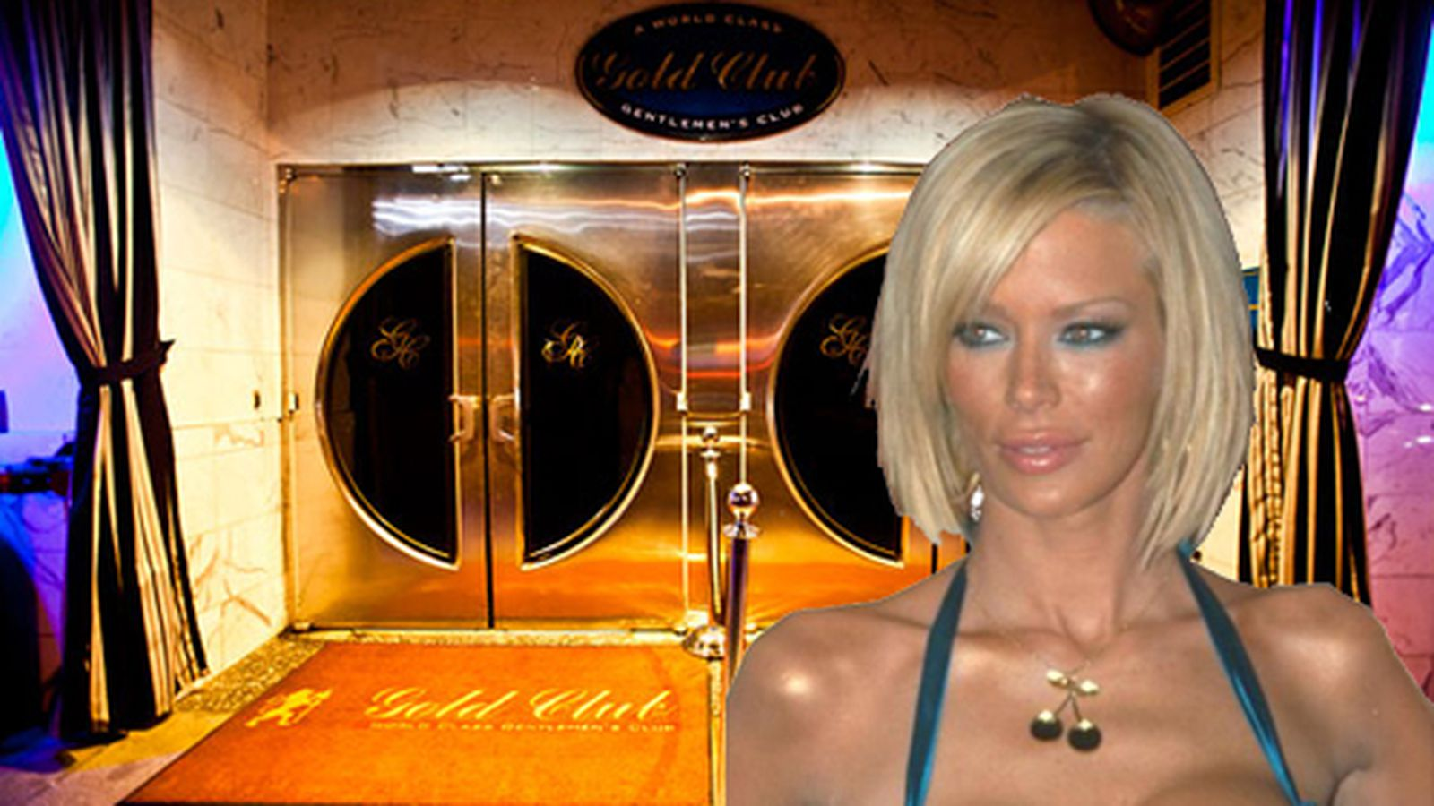 The Gold Club Rings In 8 Years With Jenna Jameson - Eater Sf-1189