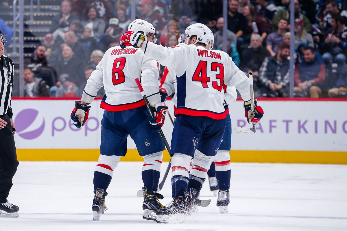 0786d28a6e7 Share Capitals vs. Avalanche Recap  Washington Strikes in Overtime to Bury  Avalanche. tweet share Reddit Pocket Flipboard Email. Isaiah J. Downing-USA  TODAY ...