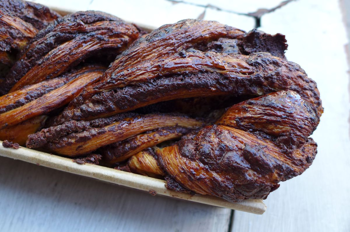 Same as it ever was? The chocolate babka