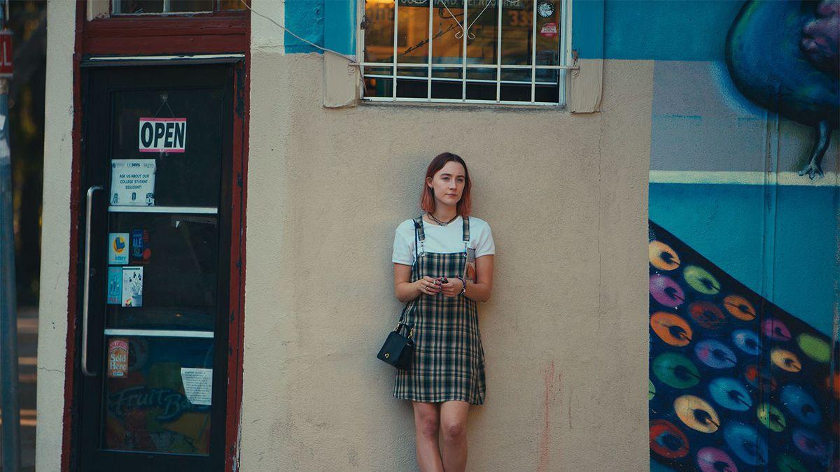 Saoirse Ronan in 'Lady Bird'