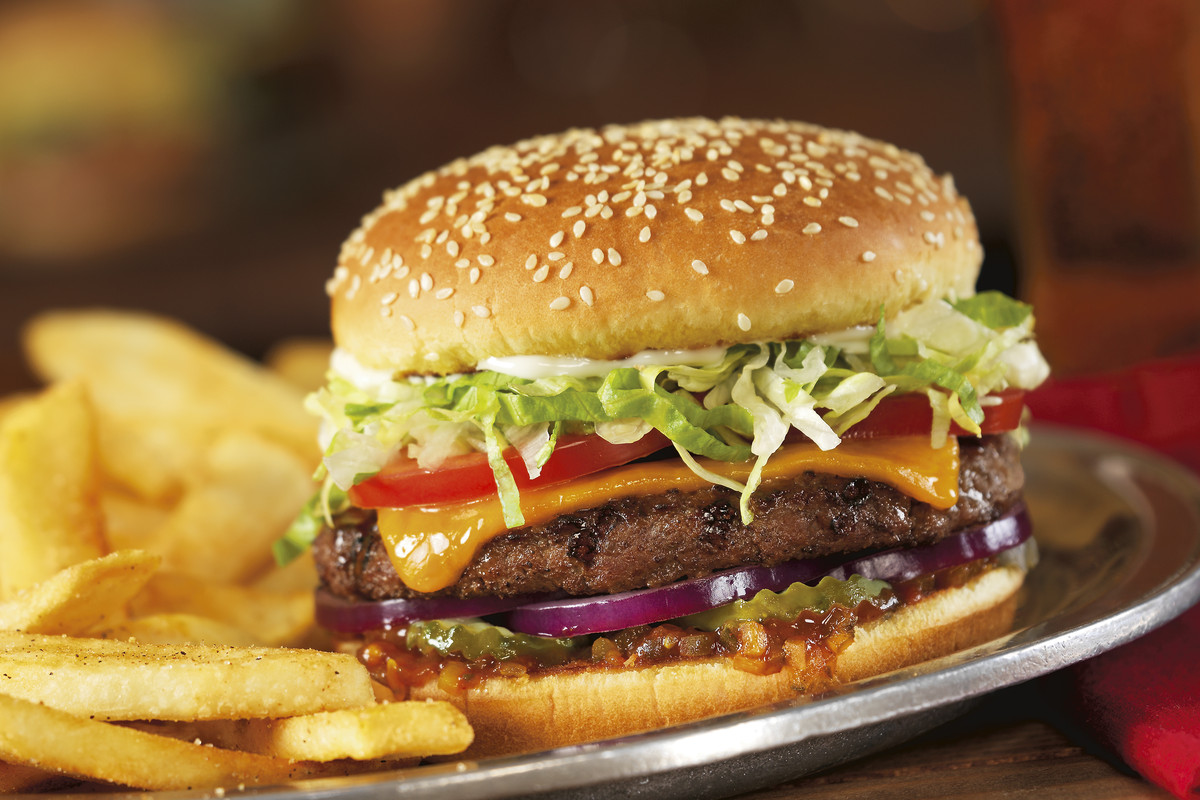 Red Robin S Gourmet Burger Provided