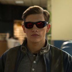 "Tye Sheridan is Scott Summers/Cyclops in ""X-Men: Apocalypse."""