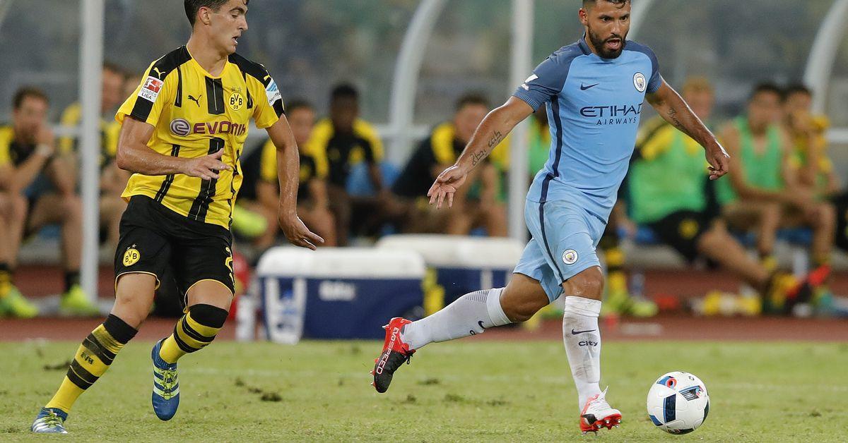 Manchester City Vs Borussia Dortmund International