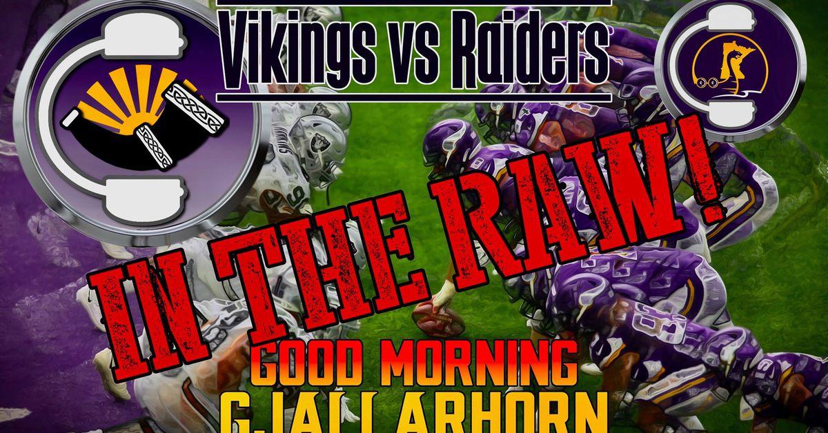 Vikings vs Raiders - GMG In The Raw! - Ep 063