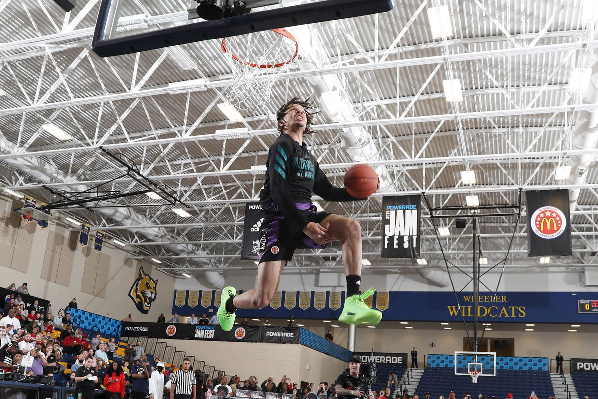 High School Basketball: McDonald's All American Jamfest