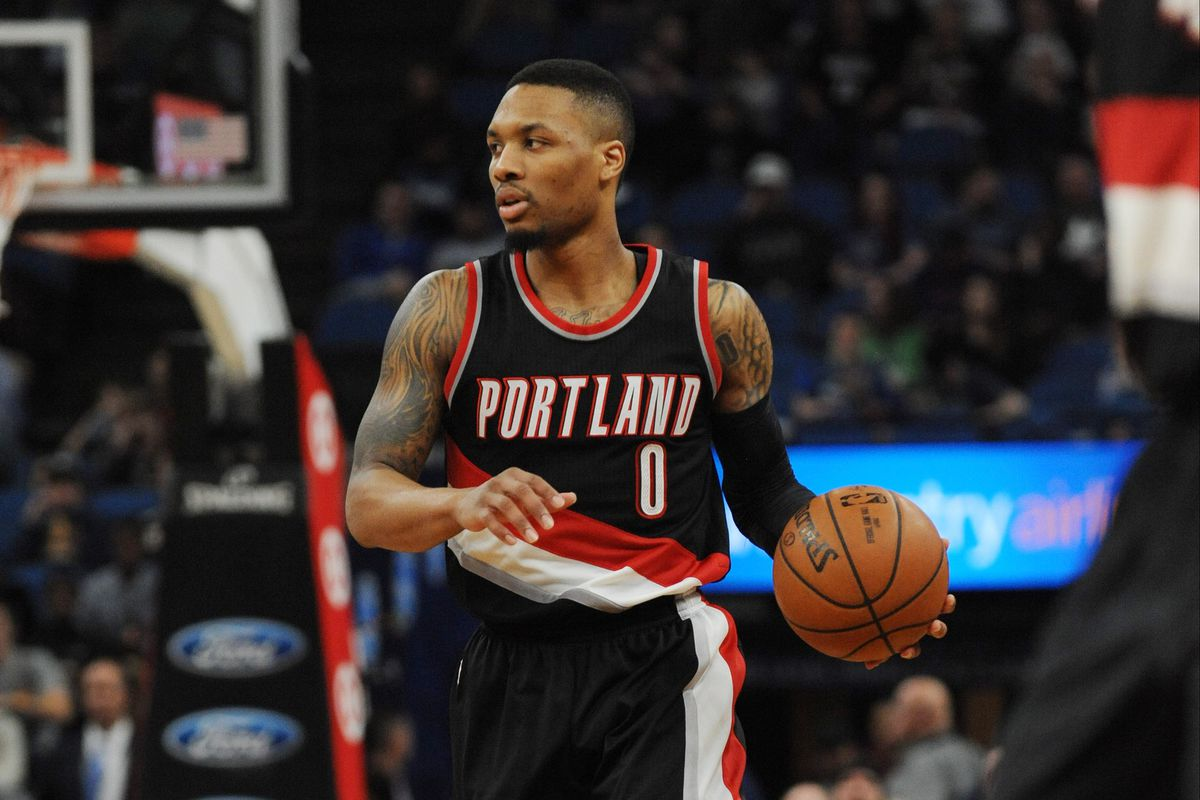 ba7f241aa59 How Damian Lillard Can Improve and How the Trail Blazers Can Help Him