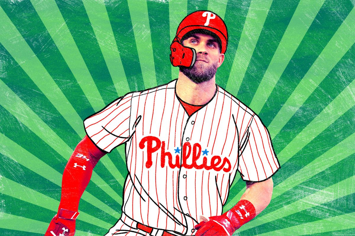 a06aea2fe6145d With Bryce Harper in Philly, the NL East Race Just Got Really Good ...