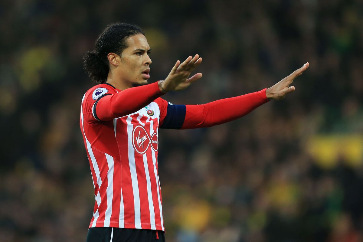 Van Dijk hands in Southampton transfer request — BREAKING NEWS