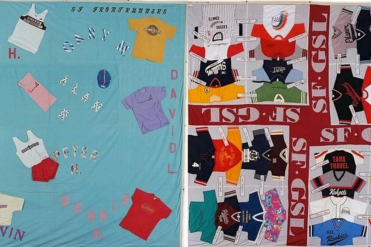 On World AIDS day, remembering sports contributions to AIDS Quilt ... : world aids day quilt - Adamdwight.com