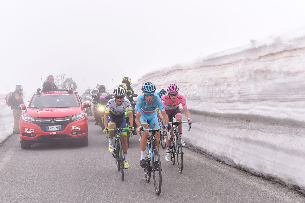 Cycling: 99th Tour of Italy 2016 / Stage 19