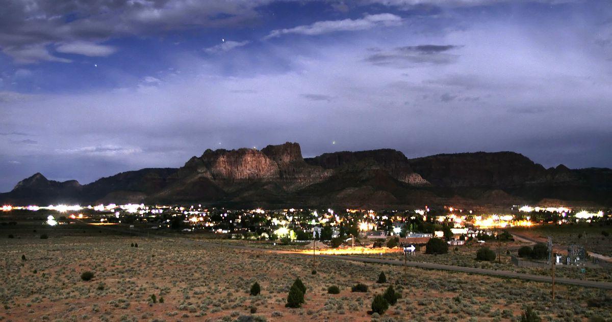 Sect Leader Warren Jeffs Faces Rape Charges In UtahMarches