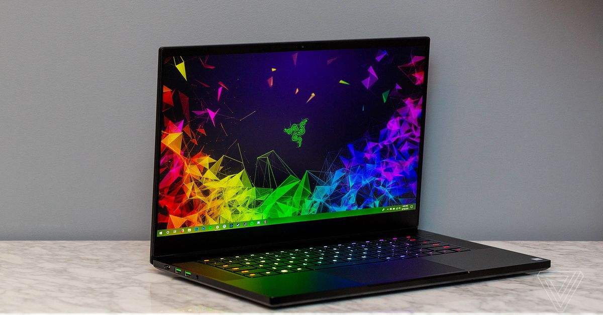 Razer Blade 15 review: hot under pressure