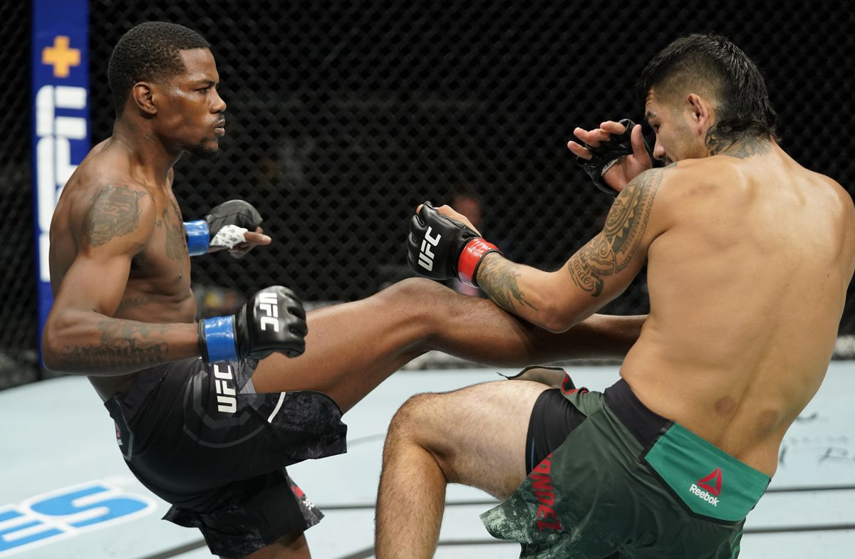 UFC Fight Night: Hernandez contre Hollande