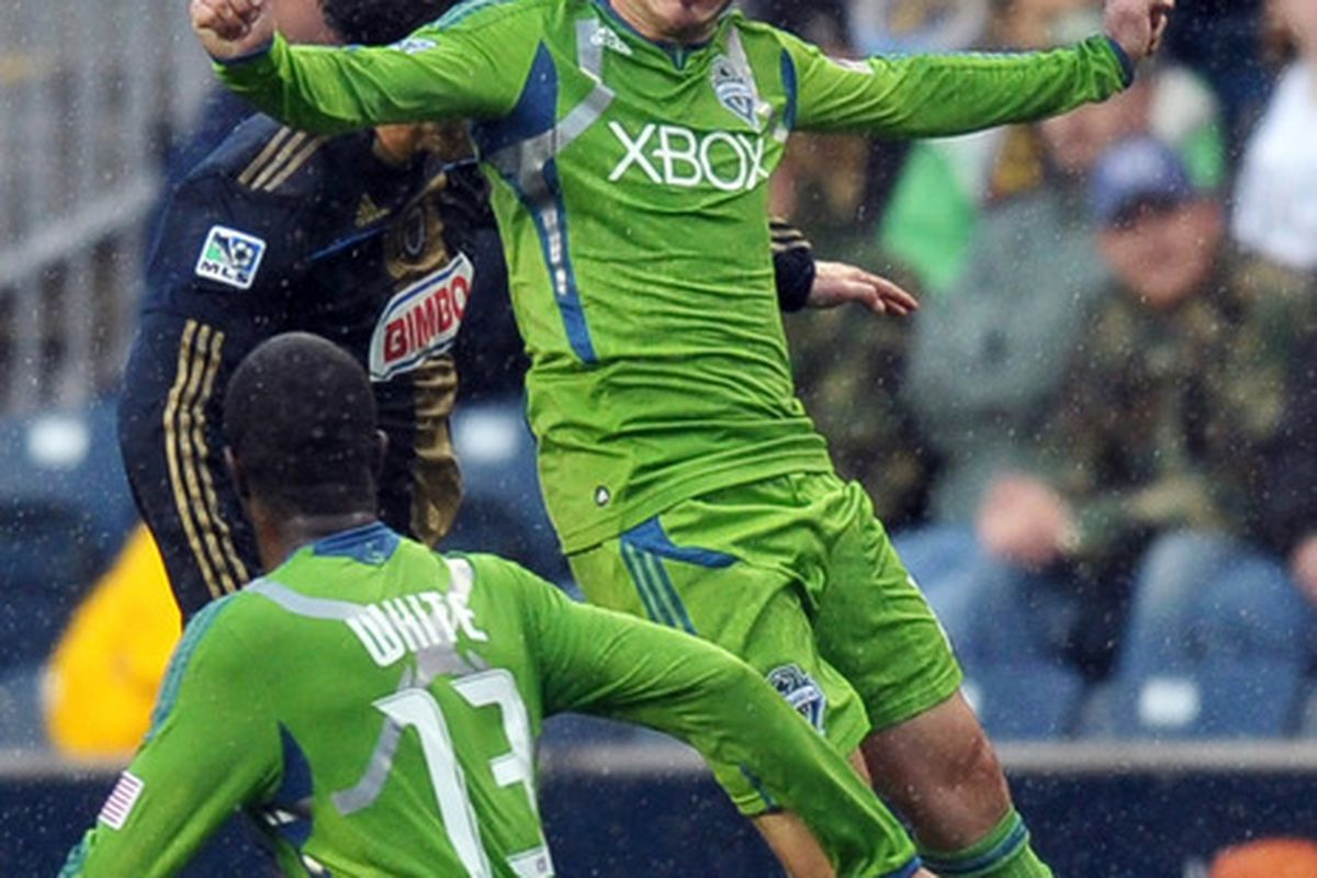 Sure, Mauro Rosales injury is unfortunate. But with a couple wins this weeks, the Seattle Sounders can greatly diminish the impact of his temporary loss.