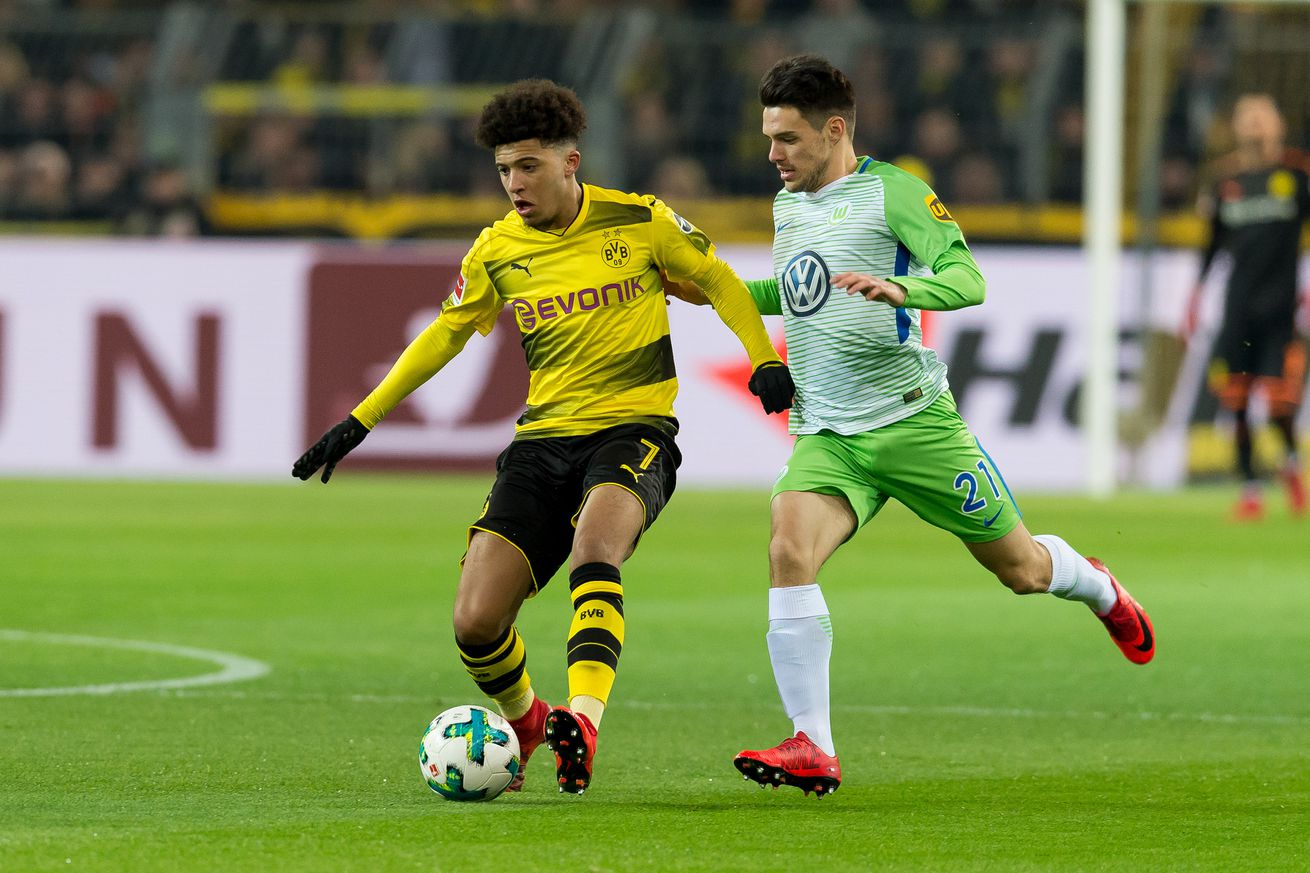 Player Ratings: Borussia Dortmund 0-0 Wolfsburg