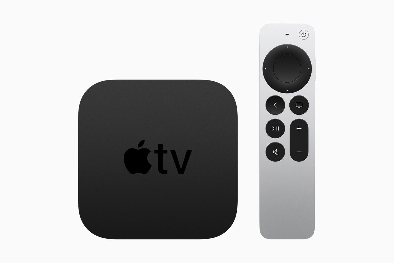 Apple announces new Apple TV 4K