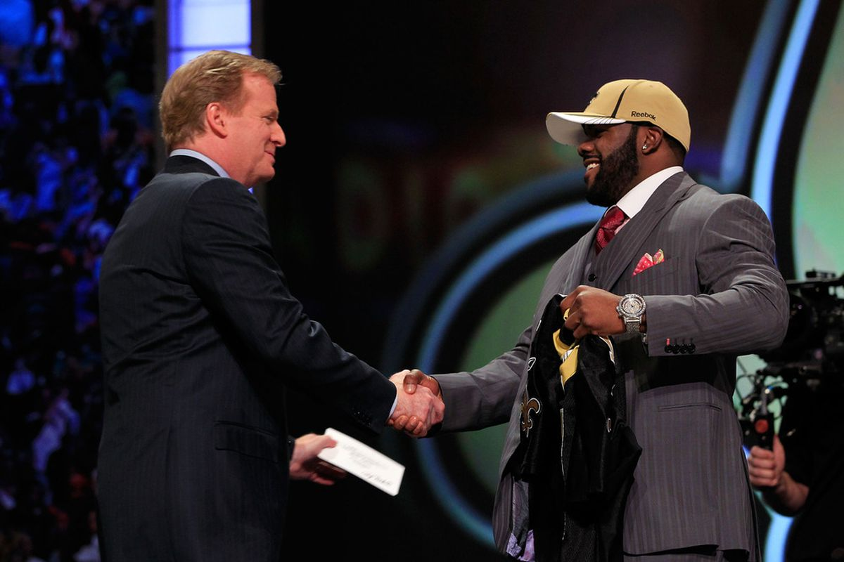 """""""Give me money!"""" Goodell: """"NO!"""""""