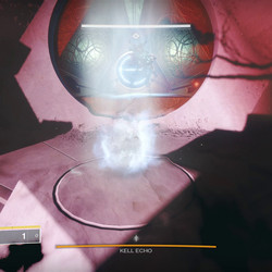 Cleanse the pillars to reach the boss DPS room