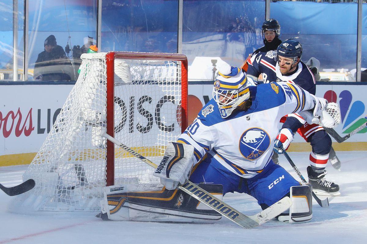 2018 Bridgestone NHL Winter Classic - New York Rangers v Buffalo Sabres