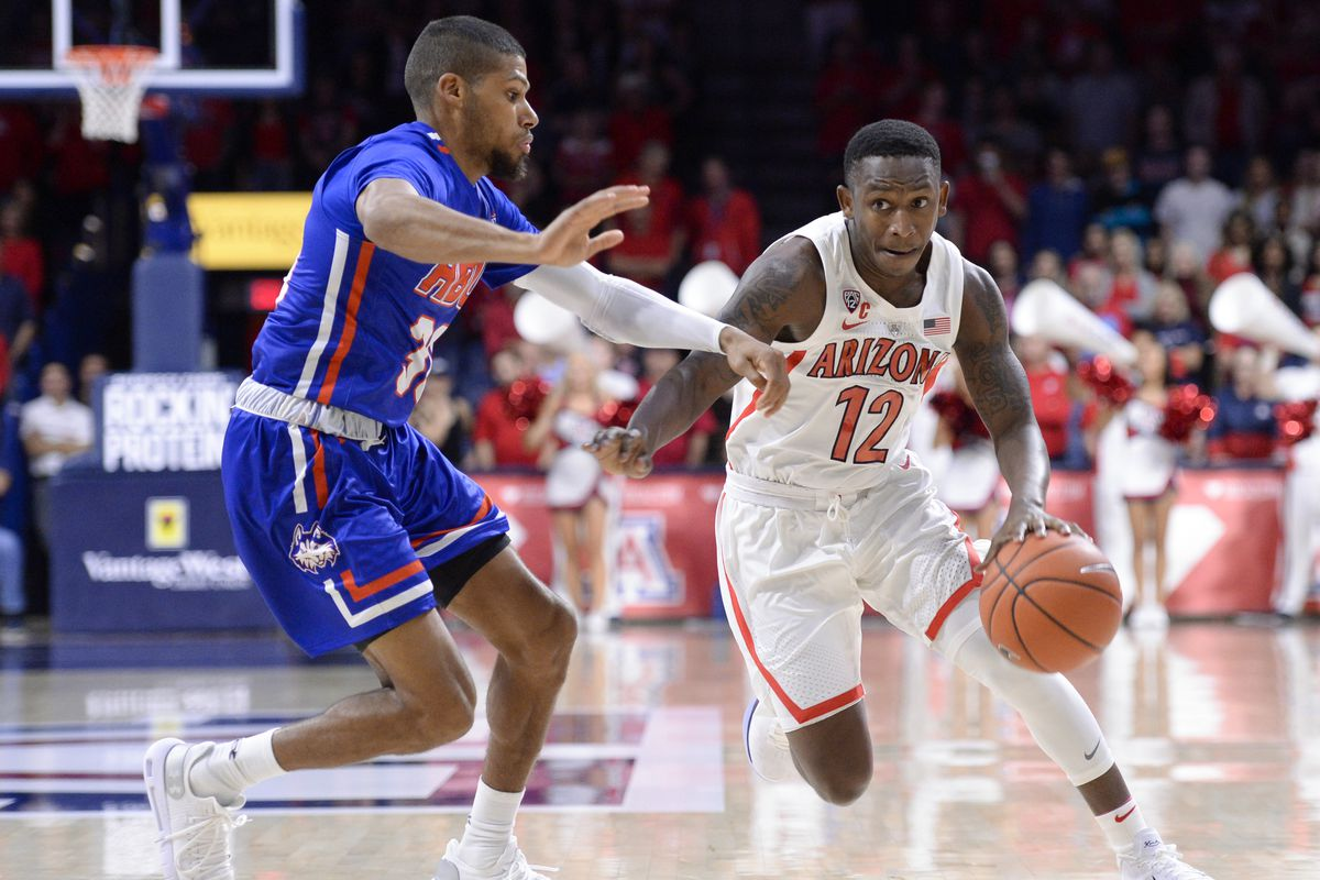NCAA Basketball: Houston Baptist at Arizona