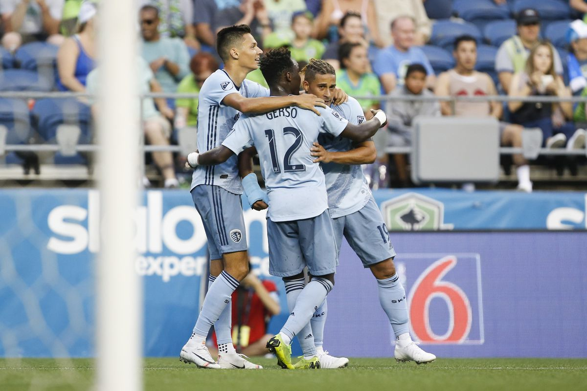 The Blue Testament, a Sporting Kansas City community