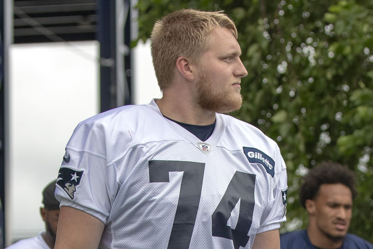 NFL: JUL 26 Patriots Training Camp