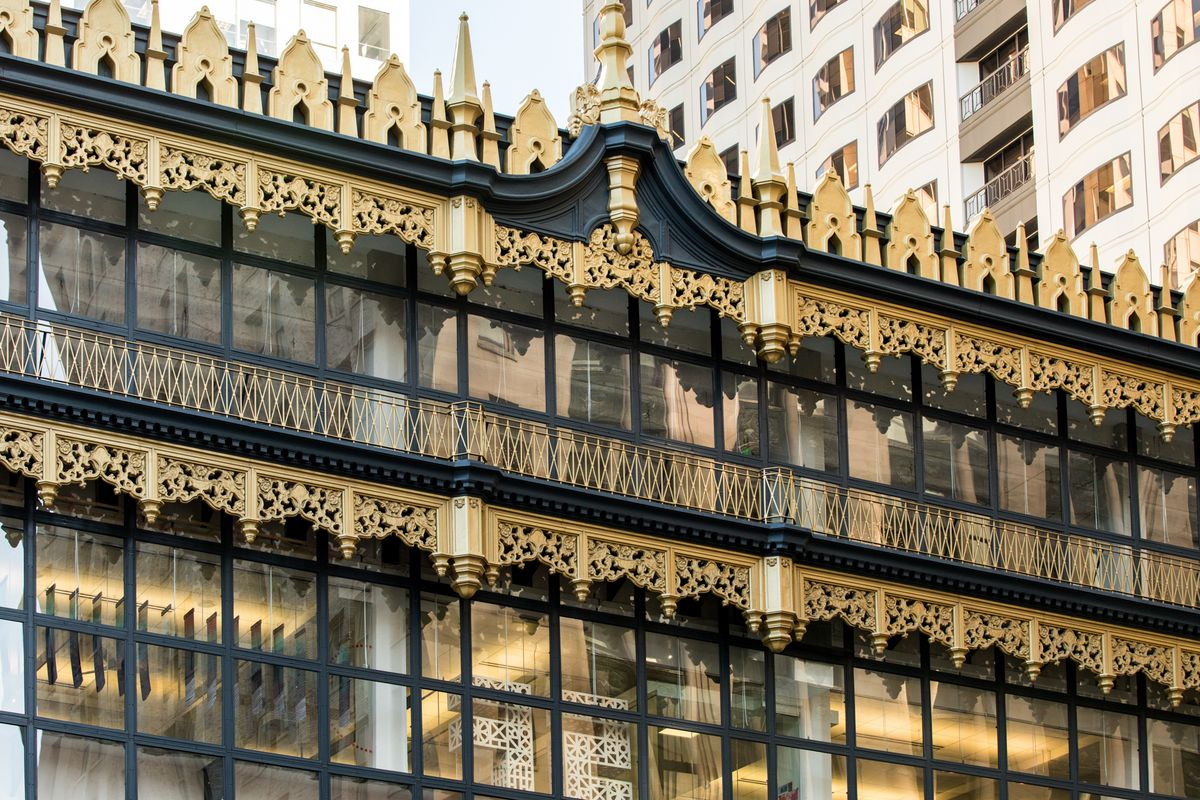 The Hallidie Building And How The Curtain Wall Was Born