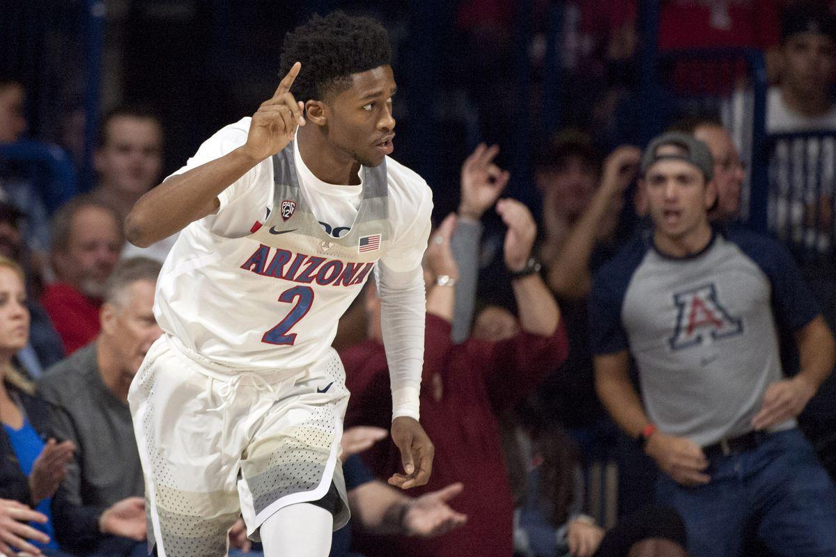 NCAA Basketball: Stanford at Arizona
