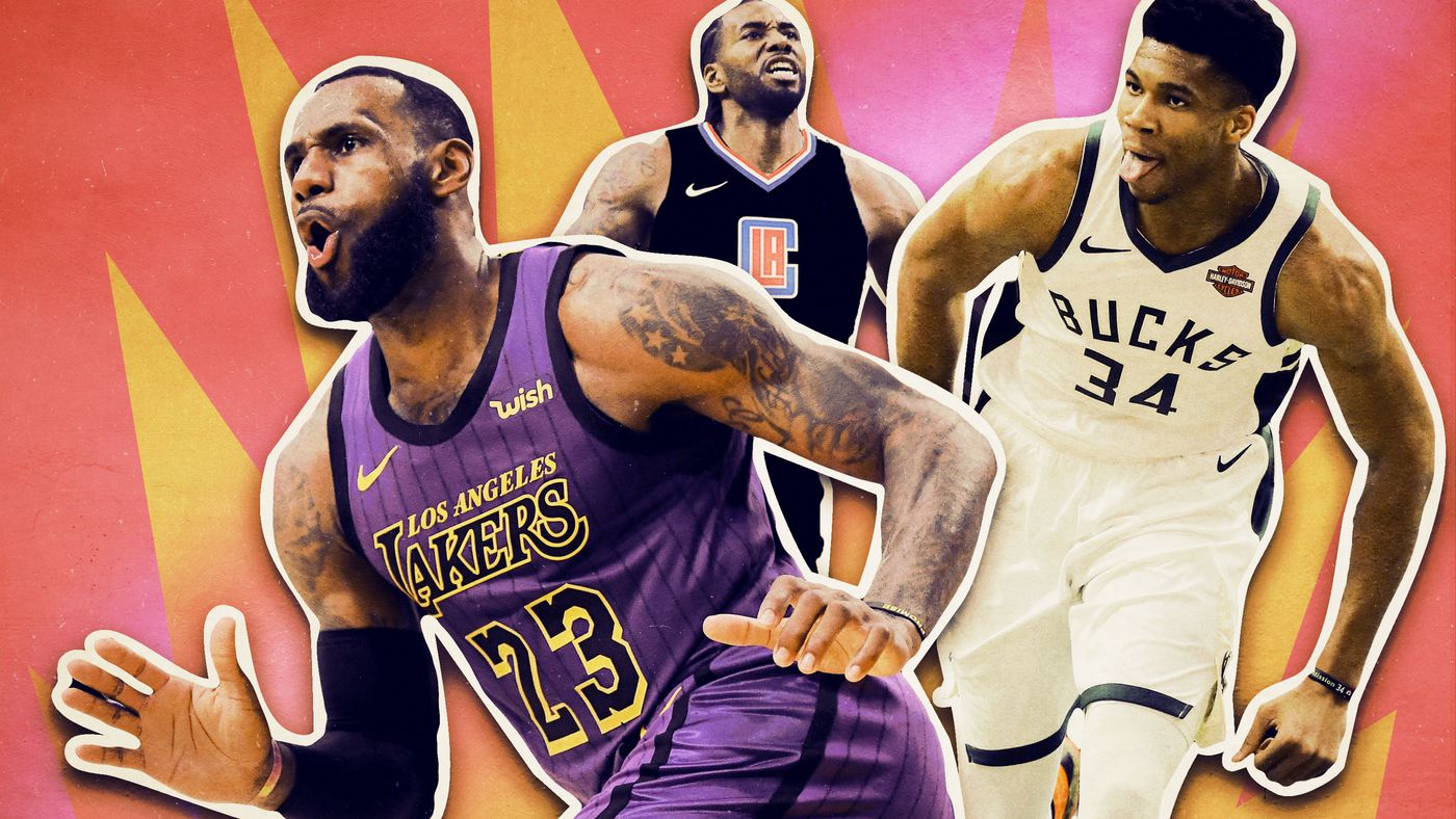 The Seven Tiers of the Post-Free-Agency NBA