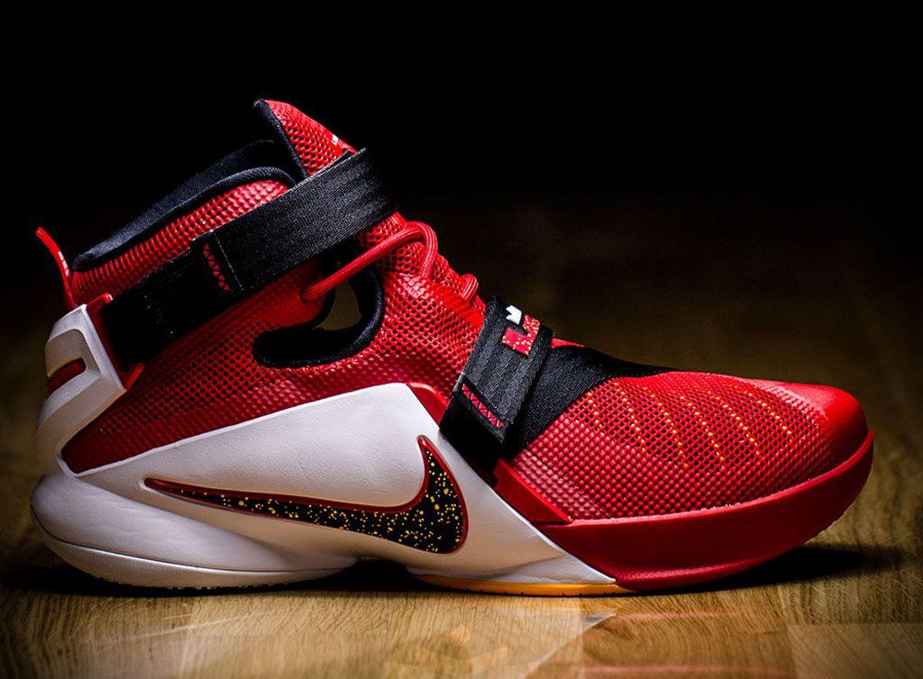 ad75954daed2 Cavs Kicks  Nike Zoom LeBron Soldier 9