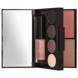 """<strong>Laura Mercier</strong> Colour-To-Go Portable Pallete for Eyes, Cheeks & Lips in Natural Nude <a href=""""http://www.lauramercier.com/store/shop/holiday%20colour%20collection_Colour-To-Go%20Portable%20Palette%20for%20Eyes,%20Cheeks%20&%20Lips%20-%20Na"""