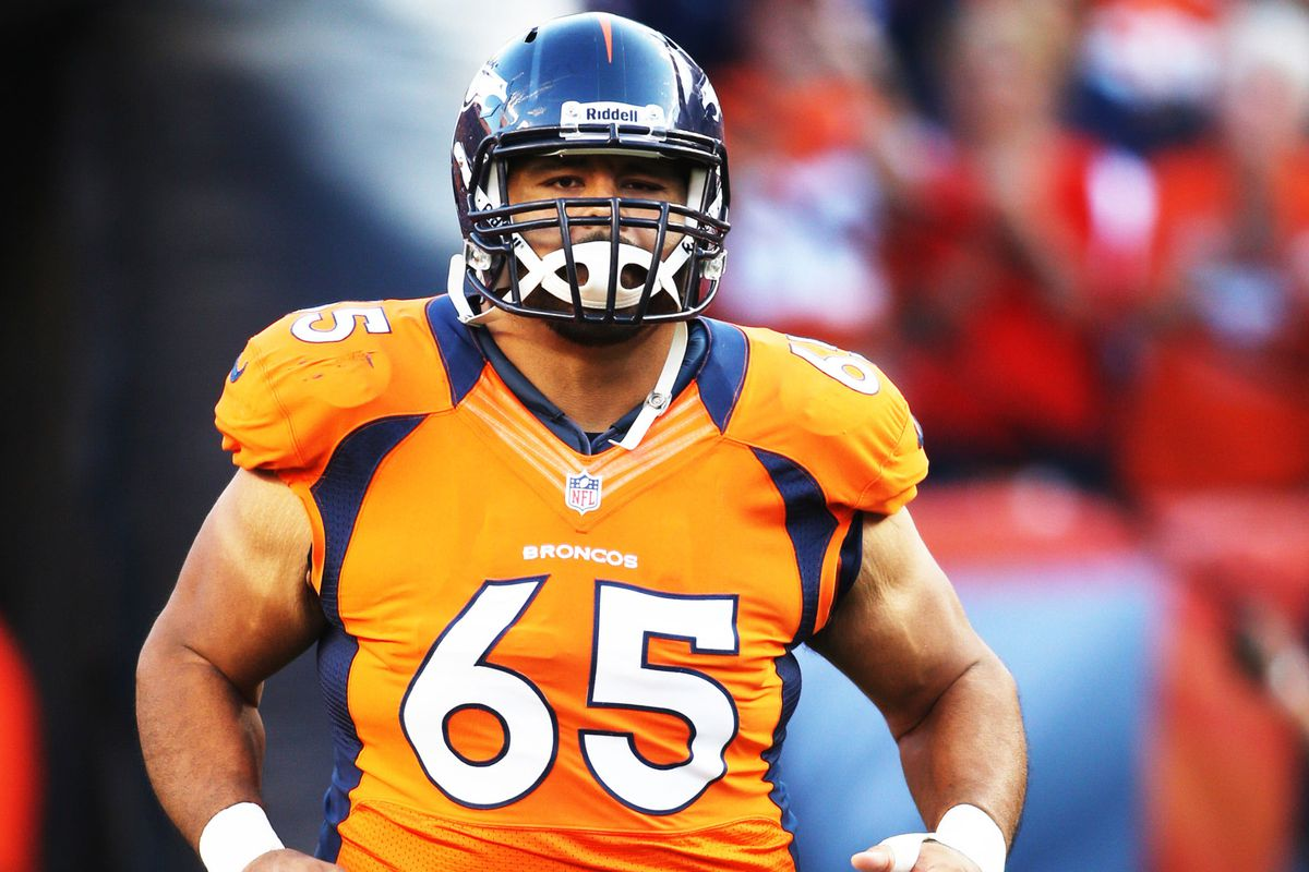 Manny Ramirez is poised to start at centeer for the Broncos, as he has all off season.