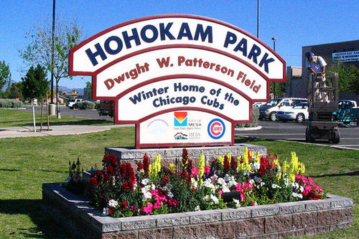 """HoHoKam Park (via <a href=""""http://www.flickr.com/photos/jkmorton/6483267/"""">jkmorton</a>)"""