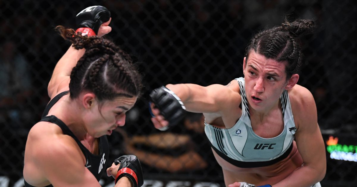 Marina Rodriguez blasts Jedrzejczyk for her inactivity, stumps for Esparza to get subsequent title shot thumbnail