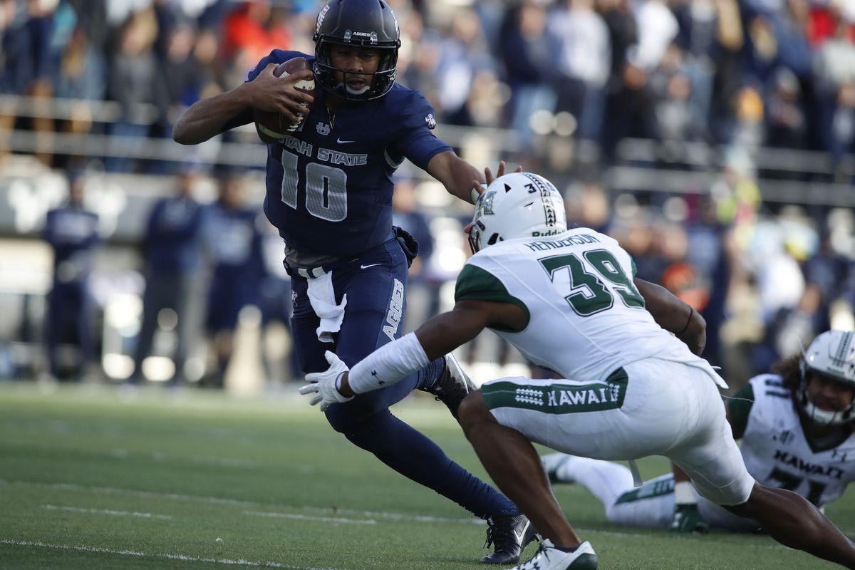 Pot charges dropped for USU quarterback Jordan Love, other athletes
