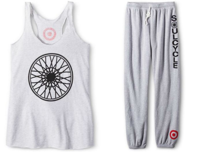 Target and SoulCycle Are Collaborating on Clothes, Free Classes - Racked