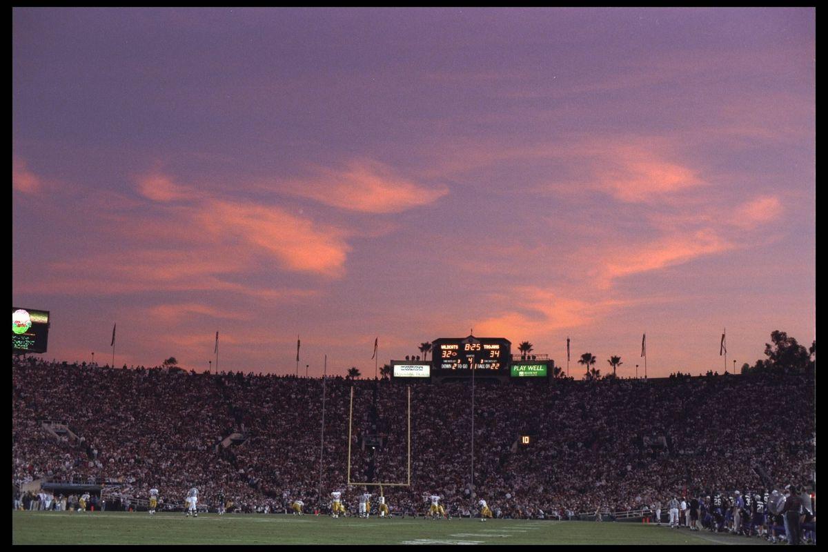 USC v Northwestern