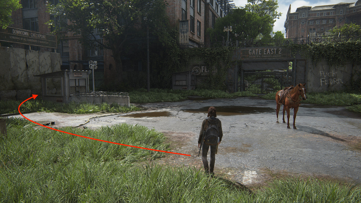 """<p style=""""font-stretch: normal; font-size: 14px; line-height: normal; font-family: &quot;Helvetica Neue&quot;; color: rgb(0, 0, 0);"""">FEDRA Census Document Artifact The Last of Us Part 2 Seattle Day 1 collectible (Ellie) &nbsp;"""