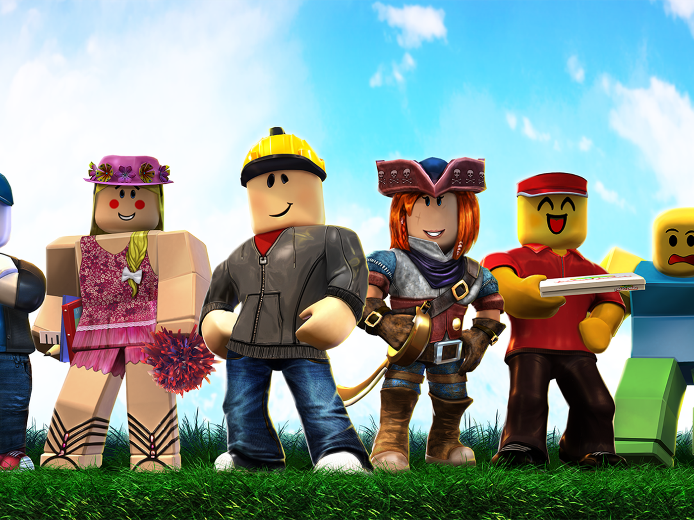 Roblox Surpasses Minecraft With 100 Million Monthly Players The