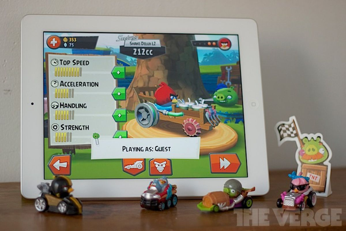 Angry Birds Go' review: how free-to-play ruined the 'Mario
