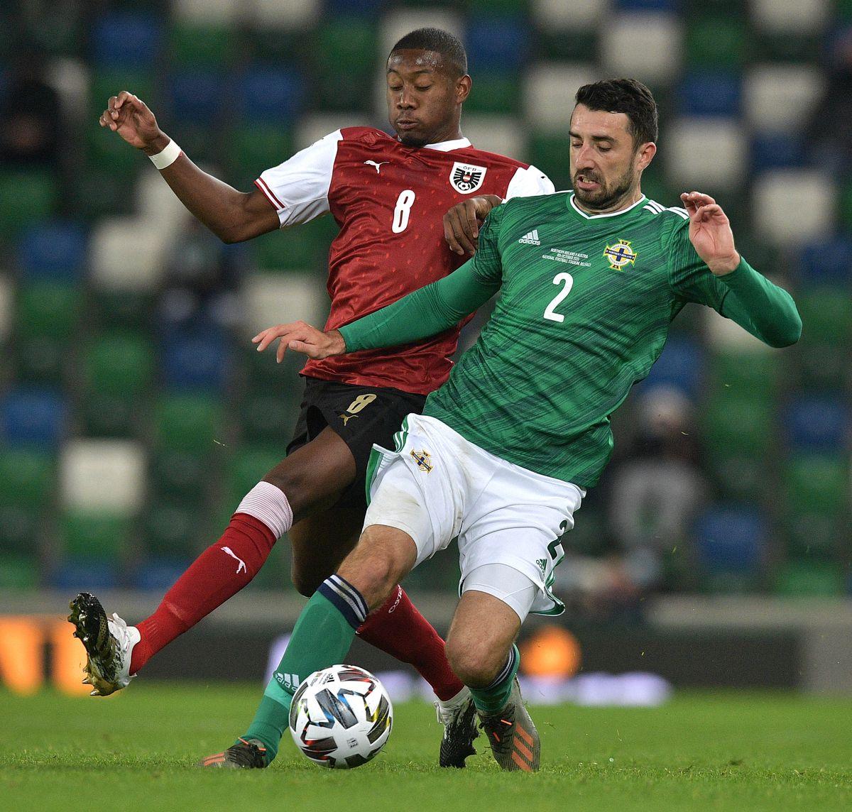 Northern Ireland v Austria - UEFA Nations League