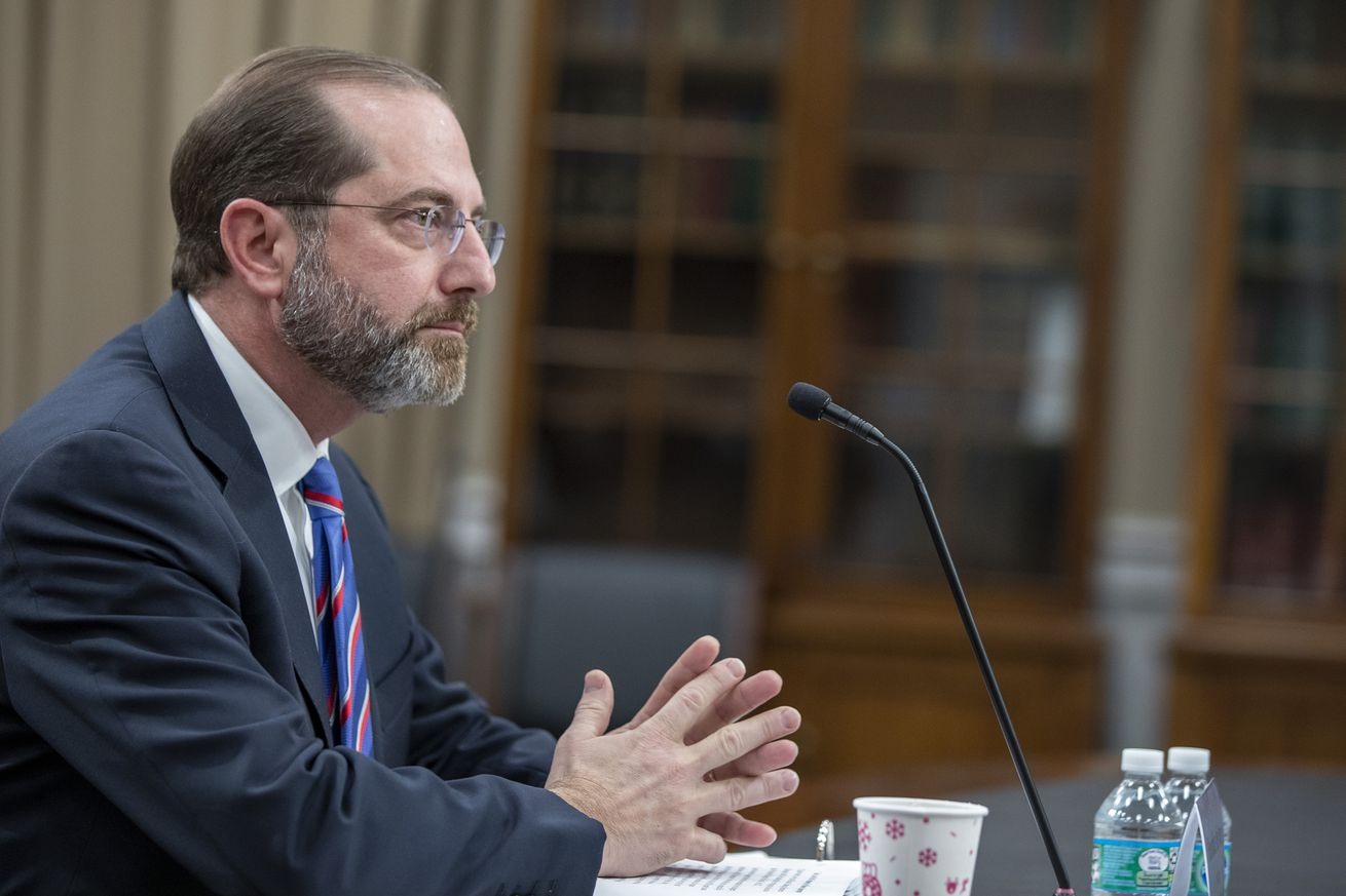 HHS Secretary Alex Azar Testifies Before House Appropriations Committee