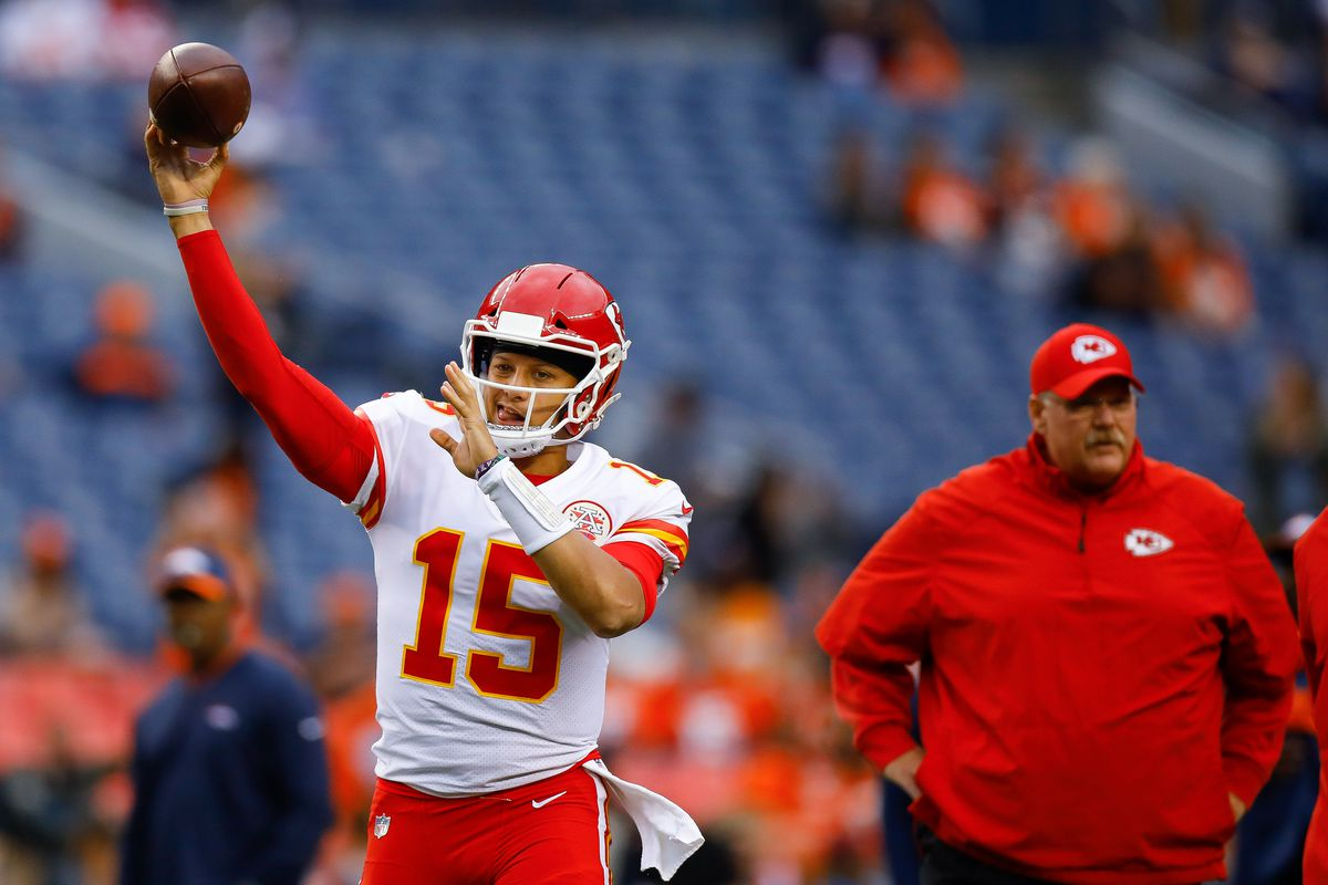 Kansas City Chiefs schedule 2019: Point spreads for first 15 games
