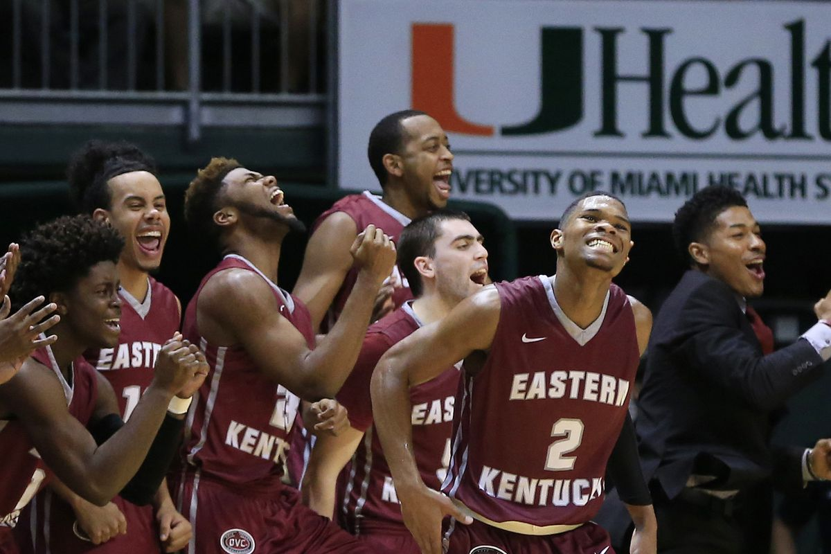Despite losing a coach, EKU still has a reputation of consistency to uphold.