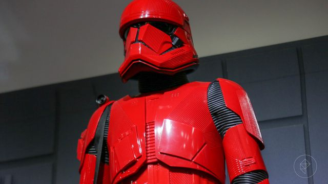 Star Wars STorm Troopers (including Sith Trooper) at San Diego Comic-Con 2019