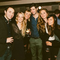 The Vox Sales team and Gilt