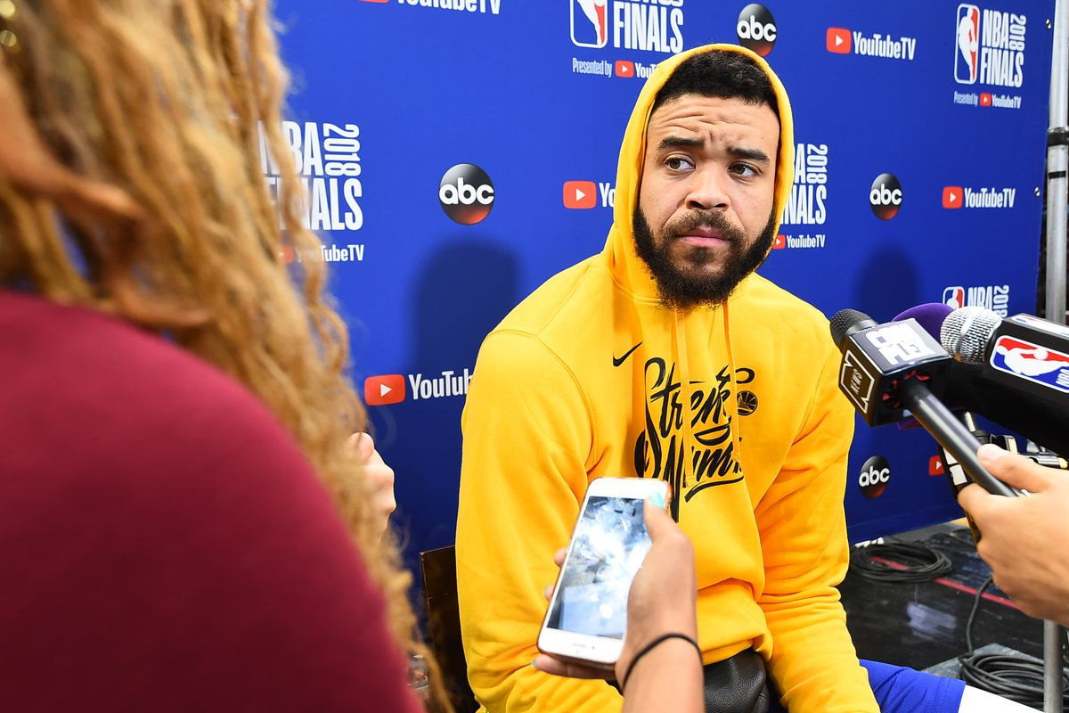 2018 NBA Finals - Practice and Media Availability