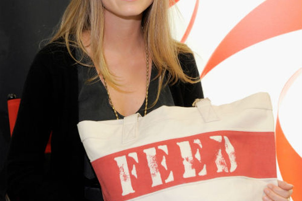 FEED Co-Founder Lauren Bush Lauren